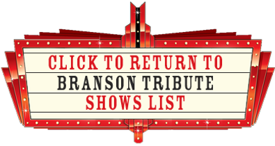 tribute show marquee