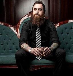 tattoos in the workplace, men with tattoos, tattoo job, stapaw, ceo, beard