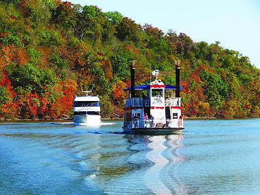 dinner cruise branson mo, steamboat, lake queen, landing princess, lake yaght