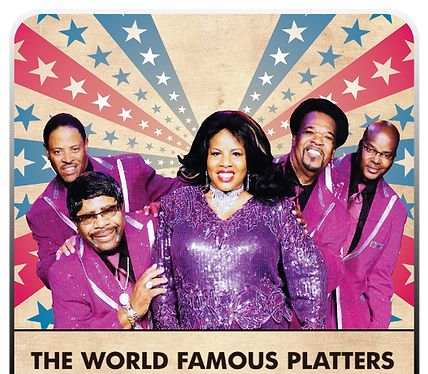 Platters, Platters Theater, The World Famous Platters, The Platters Branson MO
