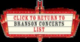 Missouri concerts, 2015 concert list