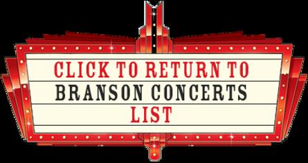 2015 Branson concert