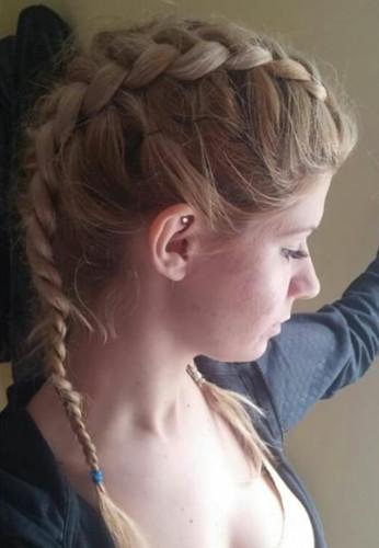types of ear piercings, hiding piercings at work