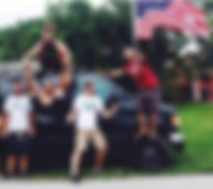 nonprofit street team, guerrilla marketing, tour van