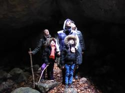 fun family caving activities