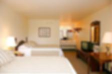 king bedroom, pillow top mattresses, cheap missouri hotel