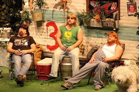 3 Redneck Tenors, Lodge of the Ozarks