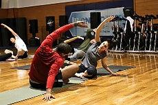 fitness center, lounge, Branson exercise class