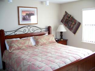 master bedroom, 1 bedroom, vacation accomodations