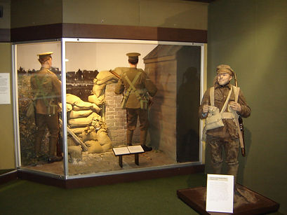 missouri vacation, veterans museum branson
