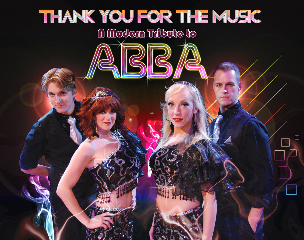 ABBA Tribute Thank You For The Music