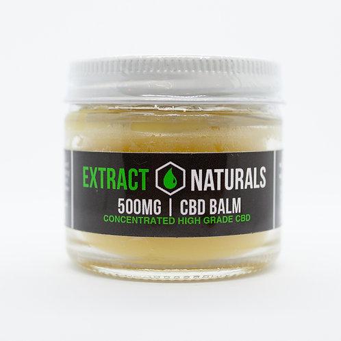 Extra Strength CBD Balm {80+ Compounds}