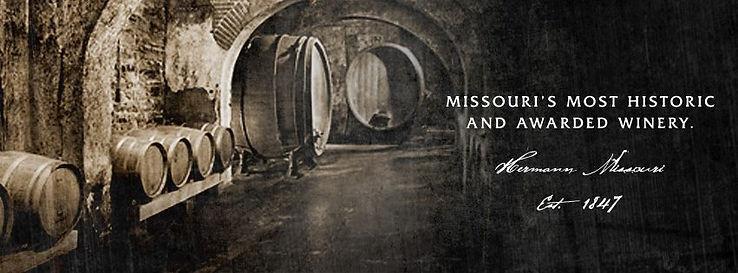 historic prohibition, oldest cellar in Missouri