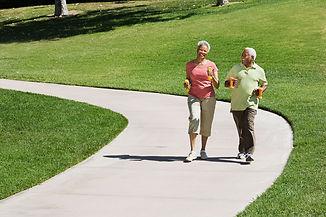 senior activities, walking trails, branson outdoor activities