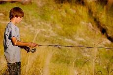 trout fishing, resort fishing