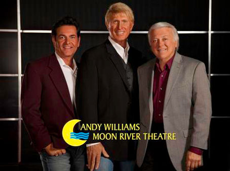 andy williams theater, moon river theater