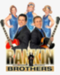 Rankin Brothers Branson, Yakov Smirnoff Theater, Rankin Brothers Poster