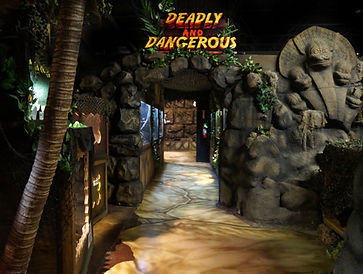 Missouri zoos, mayan ruins recreation, deadly and dangerous