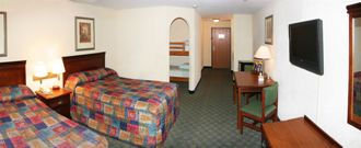 large resort rooms