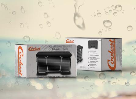Coolest Cooler Speakers