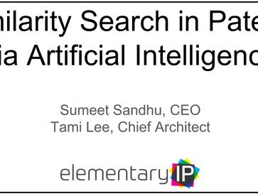 """Modern Patent Analytics via Deep Learning AI"""