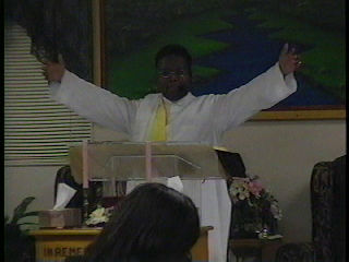 Apostle in Min - BT Revival