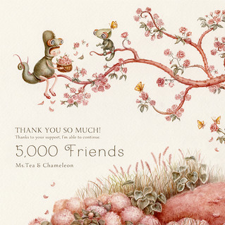 Thank you 5,000 Followers!!