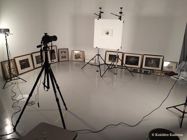 スタジオ撮影 studio