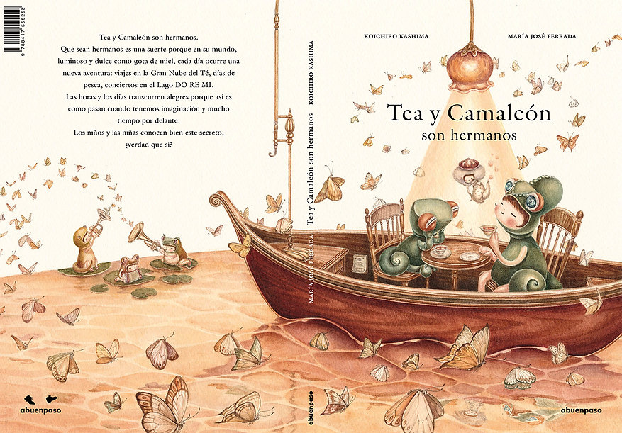 Tea y Camaleón son hermanos.jpg