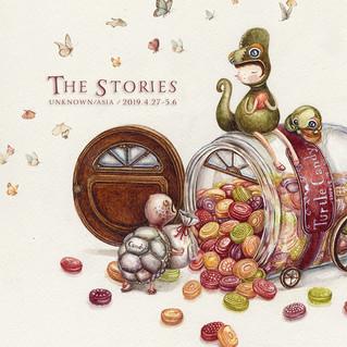 THE STORIES グループ展開催