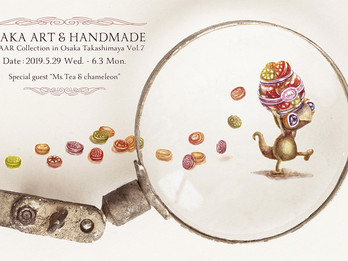 OSAKA ART & HANDMADE BAZAAR Collection