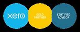 XERO Gold Partner Xero Certified Advisor