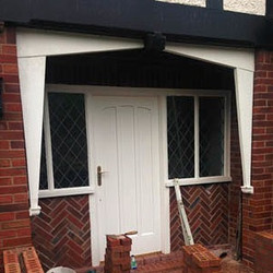 We cover a range of brickwork services to satisfy customer's needs