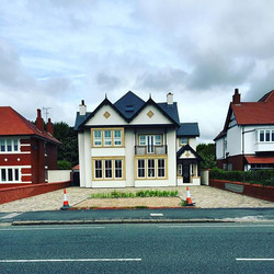 Completed full renovation in lytham #perfettibuilders