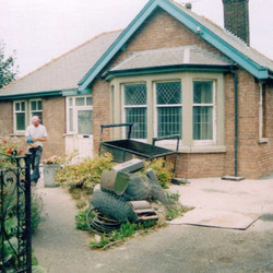 A before shot of some alterations work on a bungalow _#PerfettiBuilders #BlackpoolBuilders #HomeReno