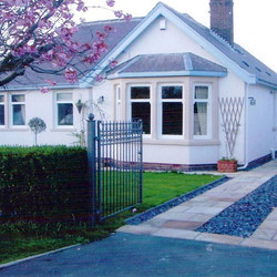 The finished result of alteration work undertaken to modernise a bungalow _#PerfettiBuilders #Blackp