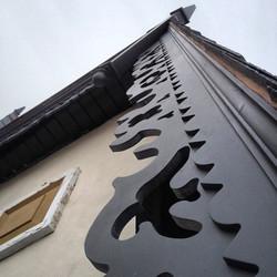 Manufactured timber fascias and soffits #timberfascia #manufacturingtimber #oneoff