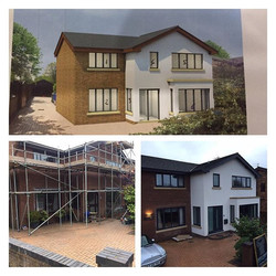 Full external renovation , by darius Perfetti builders ,from plan to build we cover all areas