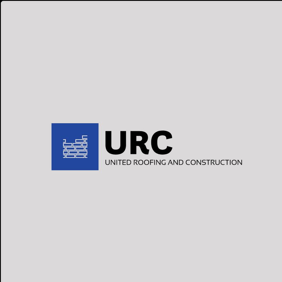 United Roofing Logo URC Mississippi United Roofing United Construction Logo