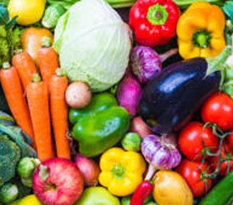 Big up your veg!