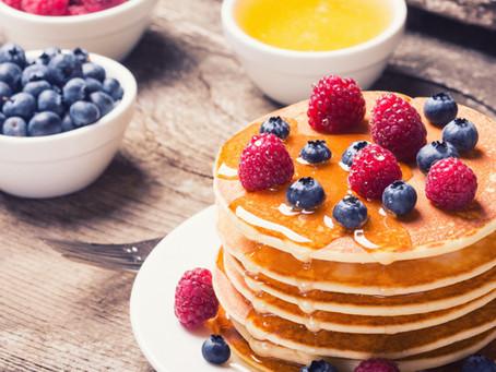Pancakes - shrove Tuesday