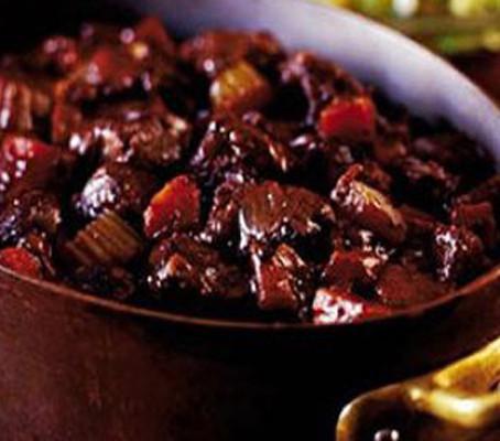 A hearty Autumn casserole