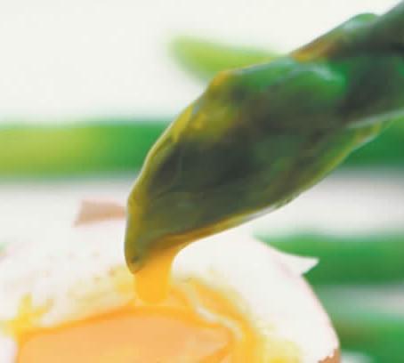 Eat the seasons - asparagus