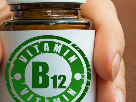 Vitamin B12 - are you getting enough?