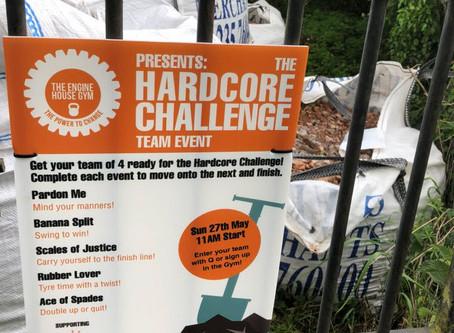 The Hardcore Challenge!