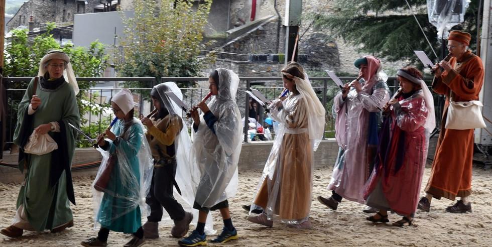 Fêtes médiévales Saillon 7-8 septembre 2019