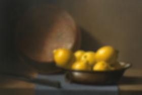 Lemons & Copper Pot, 13 x 19 - Copy.JPG