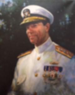 Admr. James F. Calvert, Naval Academy 20