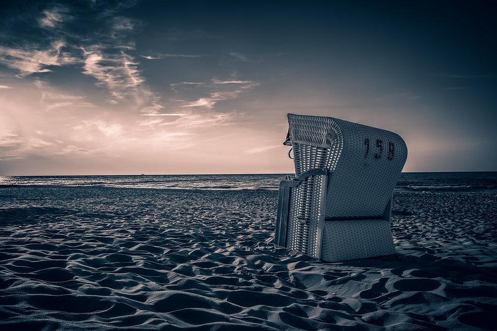 Strandkorb Kurt Gruhlke