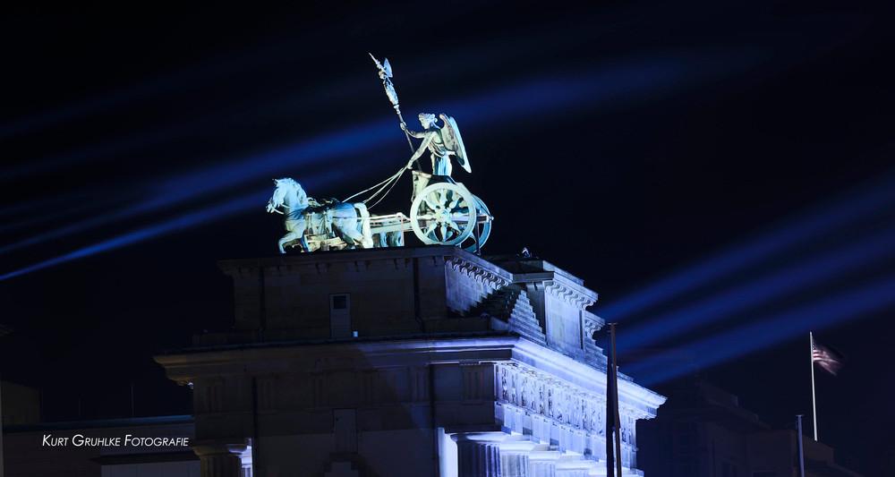 Brandenburger Tor 25. jähriges Jubiläum